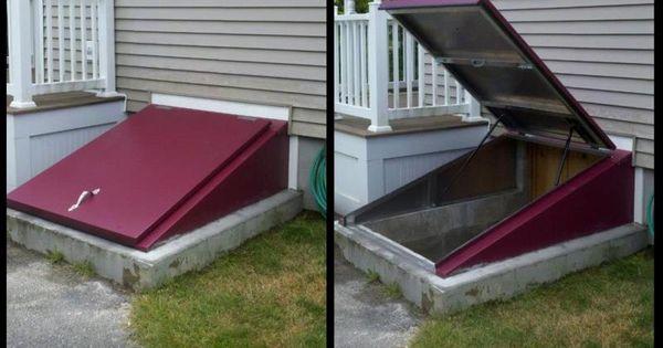 Inspiring Cellar Bilco Doors For Home Exterior Ideas