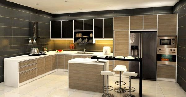 Dry and wet kitchen my favourite kitchen design for Dry kitchen ideas