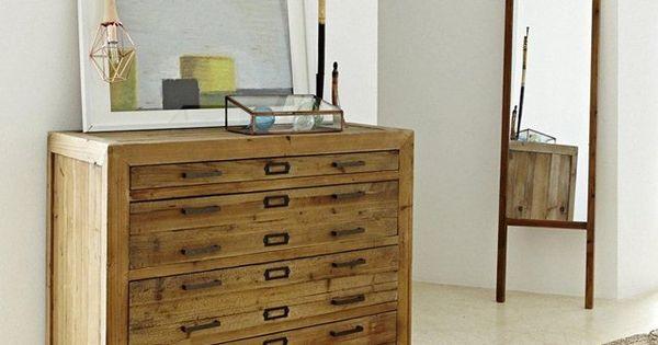 commode 4 tiroirs septembre. Black Bedroom Furniture Sets. Home Design Ideas