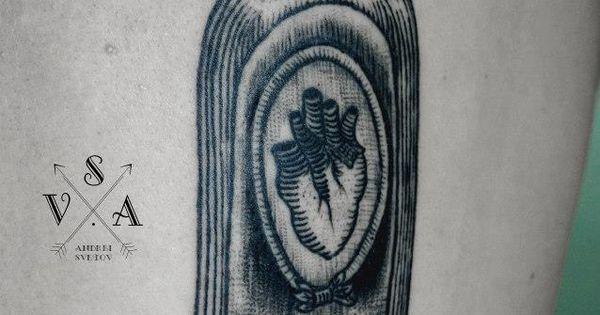 Tattoo Artist Andrey Svetov | Tattoo Art Gallery