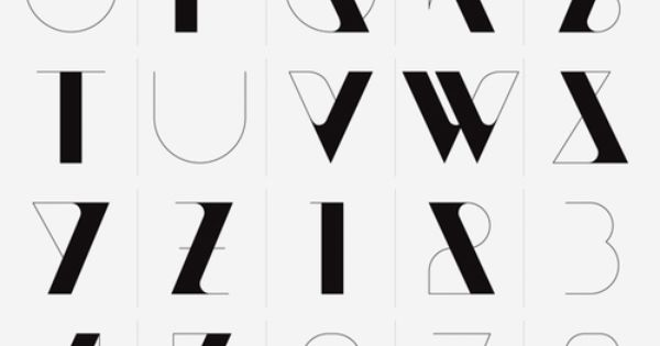 Typeface: NewModern | typography / graphic design: SAWDUST | HypeForType |