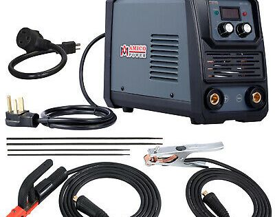 Amico Arc 160 160 Amp Stick Arc Lift Tig 2 In 1 Welder 100 250v Wide Voltage Portable Welder Inverter Welder Welders