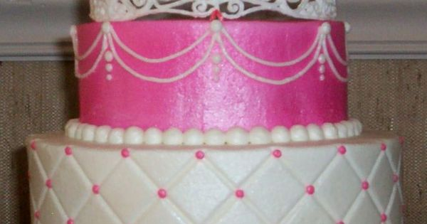 princess birthday cakes -