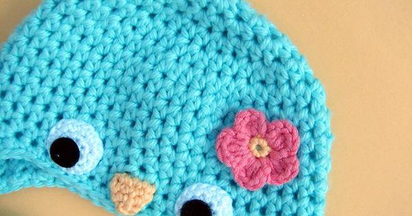 Baby bird crochet | http://ilovelovelybabies111.blogspot.com