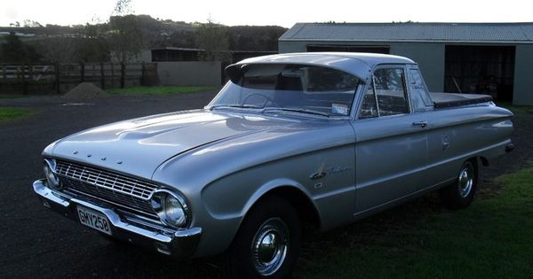 Ford Falcon Ute 1961 Ford Falcon Australian Muscle Cars Ford