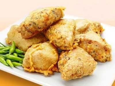 Resep Tahu Isi Sayuran Bihun Goreng Renyah Paling Pedas Resep Tahu Makanan Ringan Mudah Makanan Dan Minuman