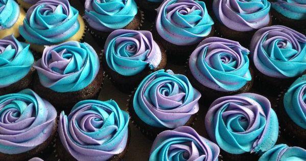 Amazing Sexy Blue Velvet Cupcakes A Bite Of Pleasure