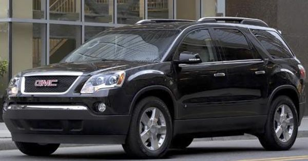 2012 Gmc Acadia Denali Contact For Price 801 W Dundee Road Arlington Heights Il 60004 Rear Air Conditioned With Separate Controls 60 40 3 Gmc Suv Acadia