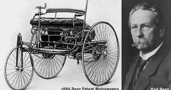 Karl Friedrich Benz Was A German Engine Designer And Automobile