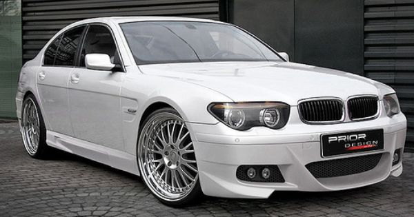 I Wish I Had This Bmw 7 Series E65 E66 Pre Facelift Full Body Kit