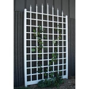 Mobile Wall Trellis Garden Trellis Vinyl Lattice Panels