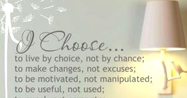 Life Choice Quotes – Inspirational Quotes and Pictures