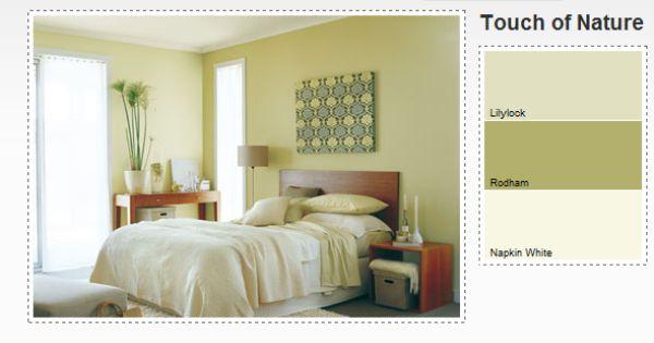 Possible Master Bedroom Colour Scheme Dulux Lilylock