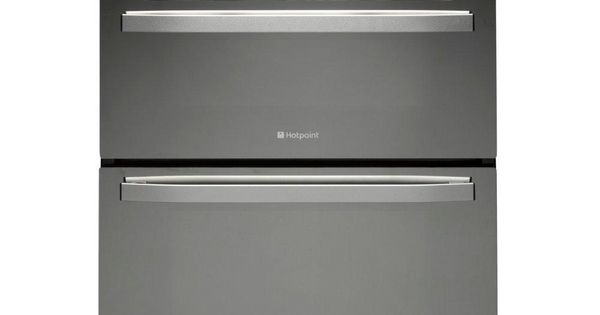 Buy HOTPOINT UD53X Electric Builtunder Double Oven