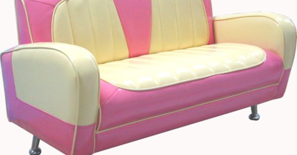 Pink Vintage Couch Miss Kissi Says So Pinterest Pink Couch Retro And Cars