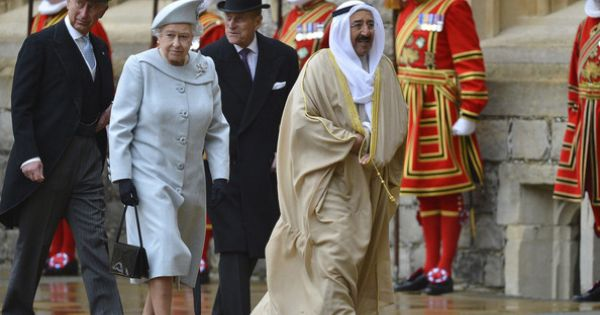 Prince Charles Photos Photos The Amir Of Kuwait On His State Visit To The Uk Prince Charles Royal Uk Queen Elizabeth Ii