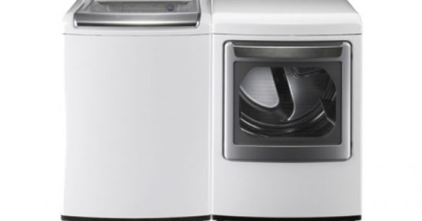 Lg Washer Dryer The Most Amazing Washer And Dryer Ever They Hold More Clothes Than Any I Ve Ever Tried Lg Washer And Dryer He Washer And Dryer