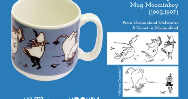 Moomin mug #9 by Arabia Moomin | Moomin mugs, Moomin, Mugs