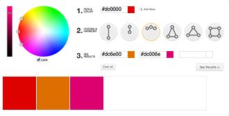 Color Wheel Color Calculator College Colors Colour Wheel