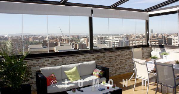 acristalamientos, media altura, barandilla techo, lumon ... - photo#31