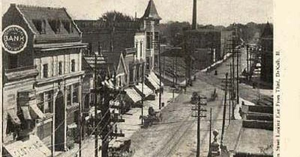 Dekalb Illinois City Information Epodunk City Information Dekalb Bedford Falls