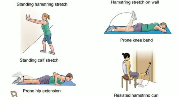 rehab plan for strained hamstring To design effective rehabilitation programs several questions need to be posed  and answered what are the risk factors that increase the hamstring injury rate.