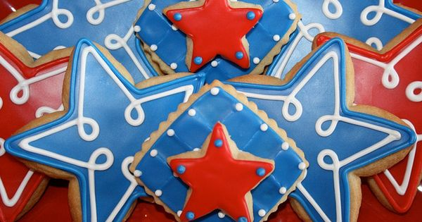 july 4th themed appetizers