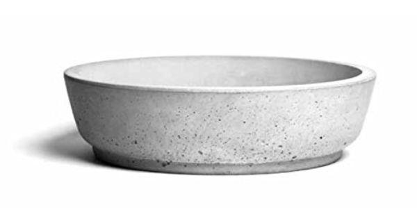 Beton waschbecken aufsatzwaschbecken circum 42 gq design - Wandgehangtes waschbecken beton trendiges design ...