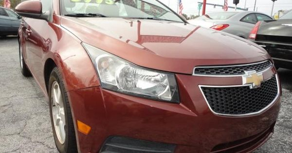 This 2013 Chevrolet Cruze 1lt Auto Is Listed On Carsforsale Com For 6 990 In Holiday Fl This Vehicle Includes Door Handle C Chevrolet Cruze Cruze Chevrolet