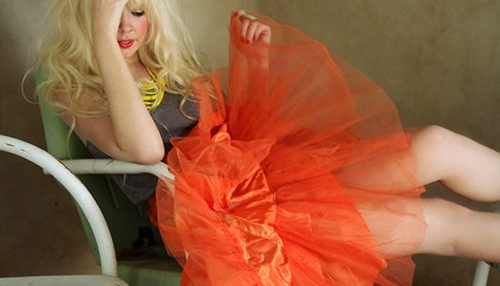Tulle, Always a Good Idea!