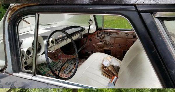 Needs Work 1960 Chevrolet El Camino Rat Rod Vintage Chevrolet El