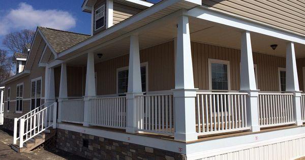 Photos The Bentley 27nsc45723ah Clayton Homes Of Knoxville Knoxville Tn Clayton Homes Mobile Home Porch Clayton Modular Homes