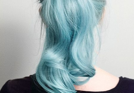 Pastel hair pastel blue hair dye I wish I could pull off