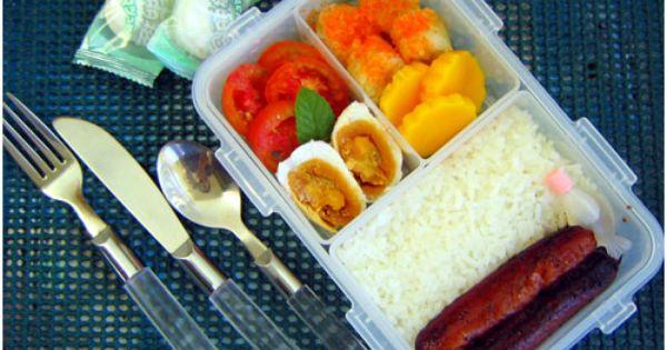 filipino breakfast bento bentos i pinterest bento filipino food and. Black Bedroom Furniture Sets. Home Design Ideas