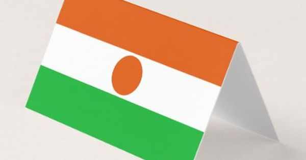 Niger Flag Business Card Zazzle Com Niger Flag Folded Business Cards India Flag