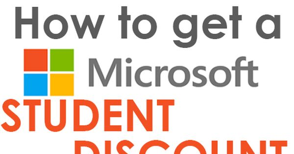 Microsoft's mission and core value is to help students, teachers and faculty realize their full potential around the world. Take advantage of great academic discounts on Microsoft products such as Microsoft Office, Microsoft Windows, Excel, Microsoft Expression Studio, Microsoft OneNote Academic, Outlook, Publisher, Word and many more.