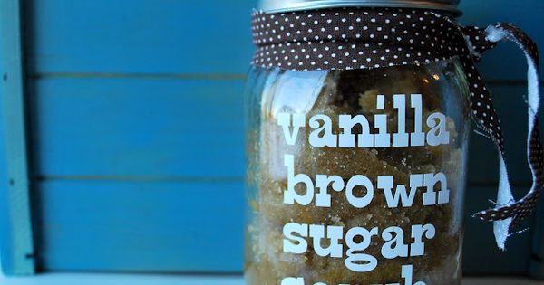 sugar scrub...diy and gift ideas