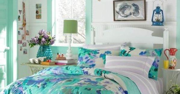outstanding teen girl bedroom ideas | outstanding girls bedrooms | ... Teenage Girl Bedroom Blue ...