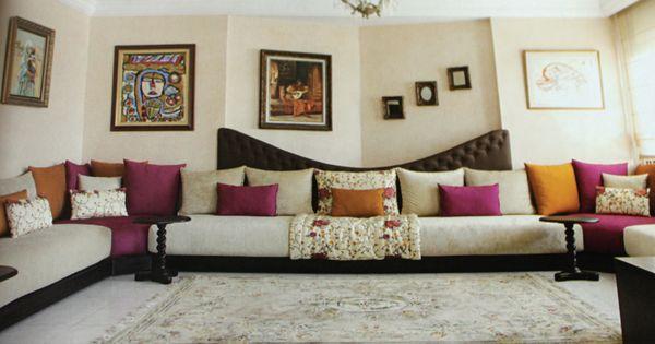 Magasin Salon Marocain Design Architecture Pinterest