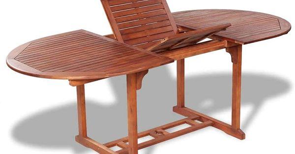 Vidaxl Akazienholz Gartentisch Ausziehbar Tisch Esstisch Gartenmobel Holztisch Geschenksachen Geschenkidee Ausziehbarer Tisch Holztisch Gartentisch