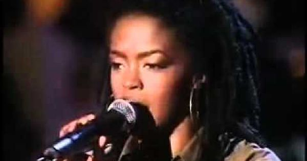 Lauryn Hill and Ziggy Marley - Redemption Song ( LIVE ) - YouTube