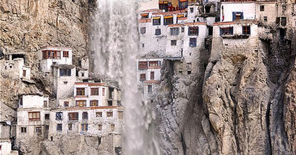 Phuktal Monastery During Monsoon Season Phugtal Monastery or Phugtal Gompa (often transliterated