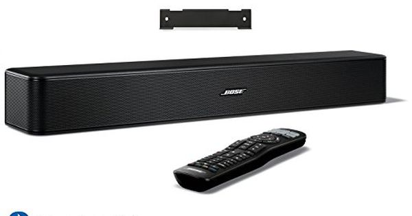 Sony Watchmovies This Bose Solo 5 Tv Sound System Is A One Piece Soundbar That S Designed To Bring Noticeably Better Sou Tv Sound System Sound System System