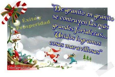Frases Navideñas Para Empresas Tarjeta De Navidad Mensajes