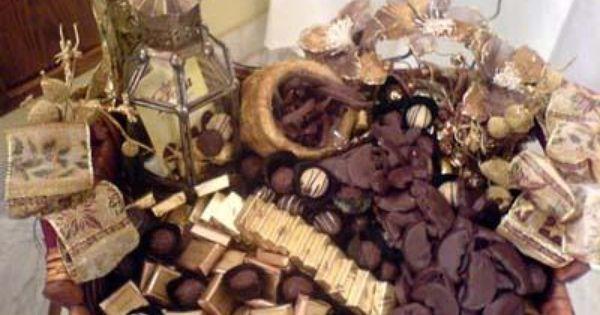 توزيعات وعلب شوكولاته منسقه بالورد للافراح وارقى ضيافه ليلة الزفاف منتدى جدايل Sweet Stuffed Mushrooms Party