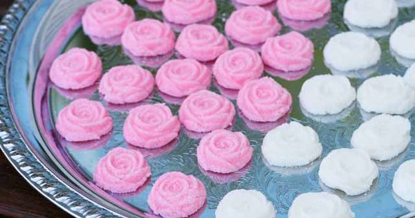 Old Fashioned Cream Cheese Mints Recipe Homemade