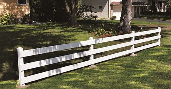 Build A Classic Post And Board Fence We Provide Step By