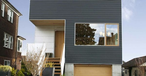 A beginner s guide to modular homes love this seattle for Prefabricated homes seattle
