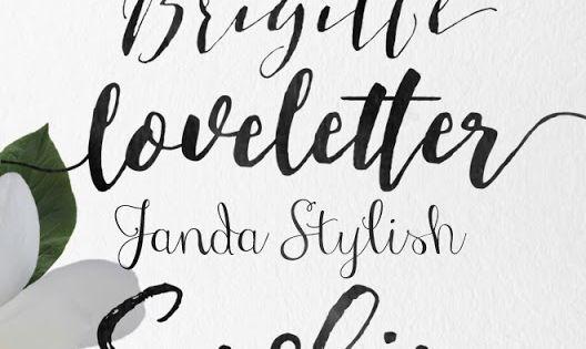 Skyla design calligraphy wedding fonts some free