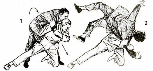 Don Draper Judo Unarmed Self Defense From The Mad Men Era Self Defense Martial Arts Self Defense Self Defense Moves